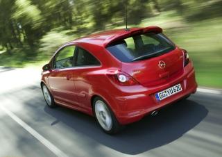 Opel Corsa GSi - Obrázkek zdarma pro LG P700 Optimus L7