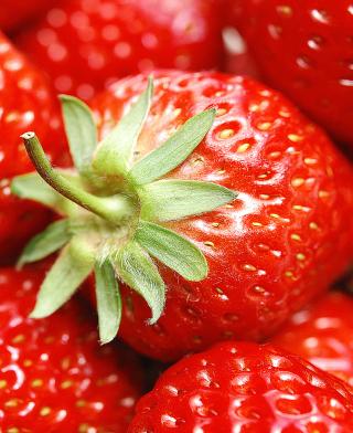 Strawberries - Obrázkek zdarma pro Nokia Lumia 925