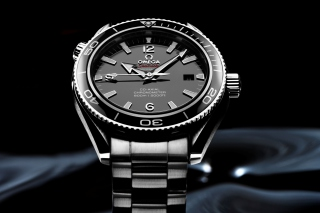 Omega Watch Wallpaper for Android, iPhone and iPad