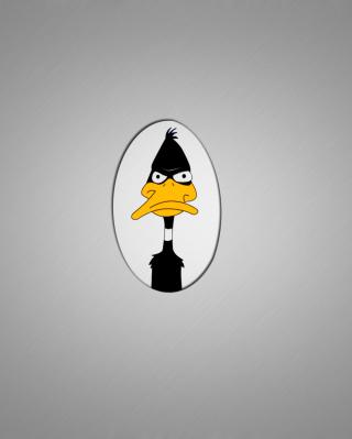 Daffy Duck - Obrázkek zdarma pro Nokia Asha 300