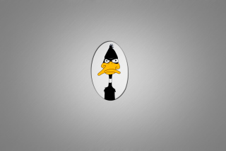 Daffy Duck - Obrázkek zdarma pro Fullscreen Desktop 1600x1200