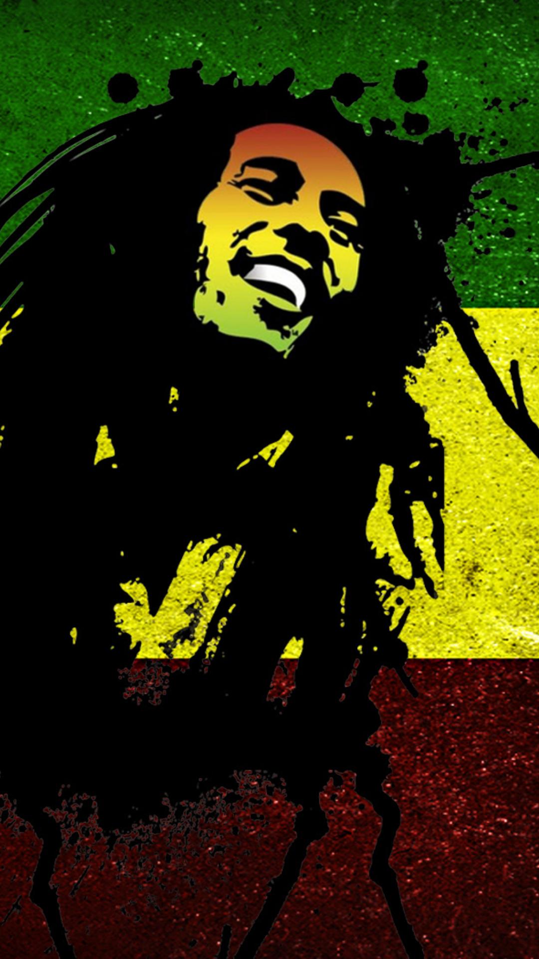 Bob marley rasta reggae culture wallpaper for 1080x1920 - Reggae girl wallpaper ...