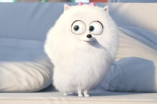The Secret Life of Pets, Snowball - Obrázkek zdarma pro Widescreen Desktop PC 1280x800