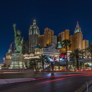 Las Vegas Luxury Hotel - Obrázkek zdarma pro 320x320