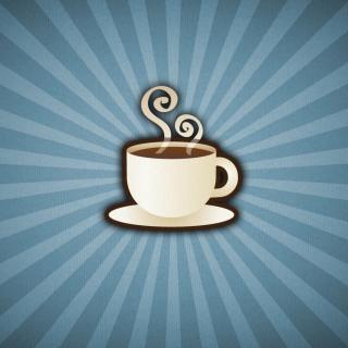 Cup Of Coffee - Obrázkek zdarma pro iPad Air