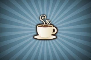 Cup Of Coffee - Obrázkek zdarma pro Samsung Galaxy A5