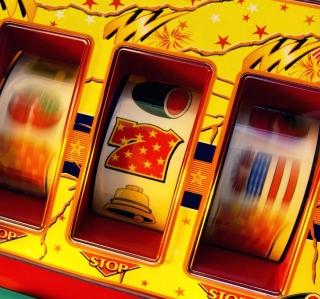Slot Machine - Obrázkek zdarma pro 208x208