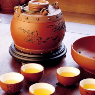 Japanese Tea - Obrázkek zdarma pro iPad 2