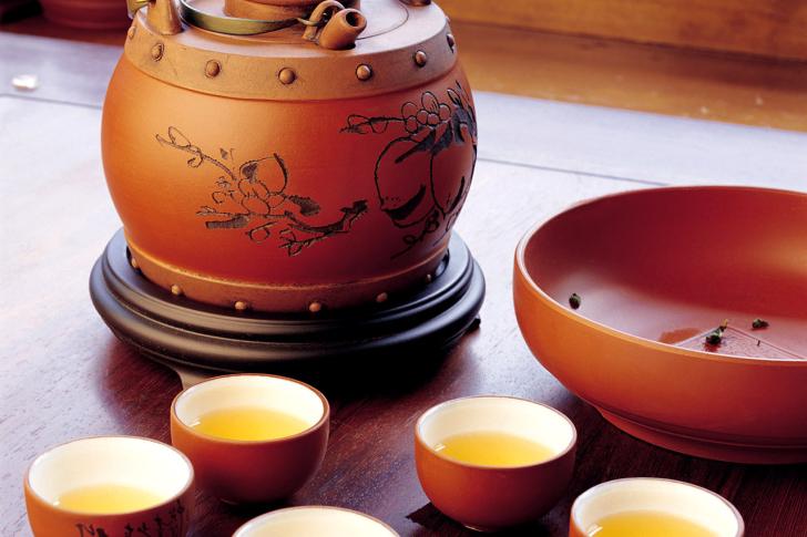 Japanese Tea wallpaper