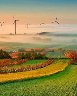 Successful Agriculture and Wind generator - Obrázkek zdarma pro Nokia C2-00