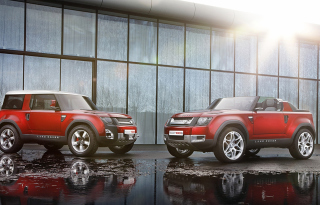 Free Land Rover Picture for Android, iPhone and iPad