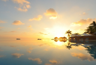 Beautiful Hawaii Background for Android, iPhone and iPad