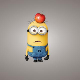 Despicable Me 2 - Mignon And Apple - Obrázkek zdarma pro iPad 2