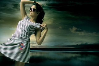 Amrita Arora from Chembur Background for Android, iPhone and iPad