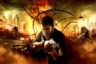 Splinter Cell Conviction Wallpaper for Android, iPhone and iPad