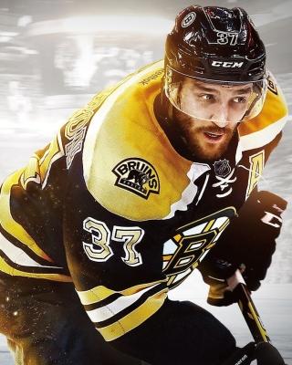 NHL Boston Bruins - Obrázkek zdarma pro Nokia 206 Asha
