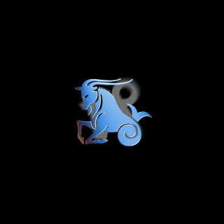 Capricorn - Obrázkek zdarma pro iPad mini