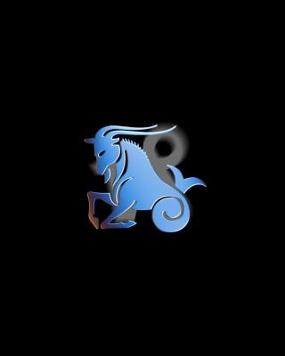 Capricorn - Obrázkek zdarma pro 132x176