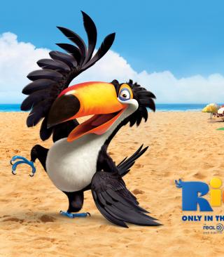 Rafael From Rio Movie - Obrázkek zdarma pro Nokia Lumia 505