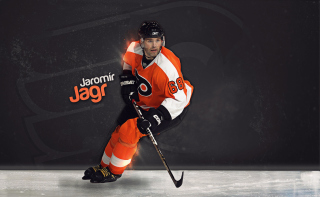 Jaromir Jagr Background for Android, iPhone and iPad