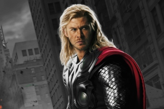 Thor - The Avengers 2012 Wallpaper for Android, iPhone and iPad
