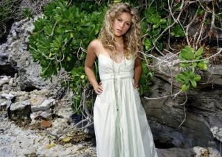 Shakira - Obrázkek zdarma pro Samsung Galaxy A3