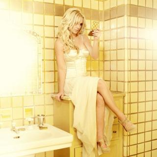 Britney Spears - Obrázkek zdarma pro iPad mini 2