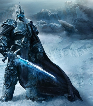 World Of Warcraft - Obrázkek zdarma pro Nokia C2-06