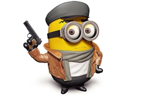 Free Minion Picture for Android, iPhone and iPad