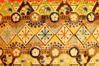 Antique Christmas Ornaments - Obrázkek zdarma pro Samsung Galaxy Grand 2