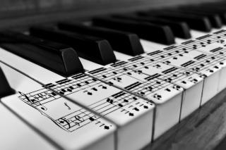 Piano - Obrázkek zdarma pro Sony Xperia C3