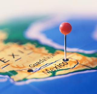 Where Is Mexico - Obrázkek zdarma pro iPad Air