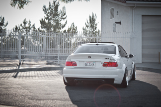 Free BMW E46 Picture for Android, iPhone and iPad