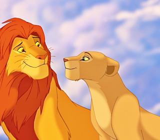 Disney's Lion King - Obrázkek zdarma pro iPad