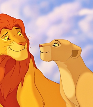 Disney's Lion King - Obrázkek zdarma pro iPhone 6