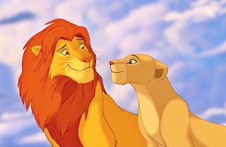 Disney's Lion King - Obrázkek zdarma pro 1280x1024