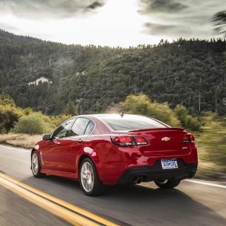 Chevrolet SS 2016 - Obrázkek zdarma pro 2048x2048