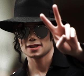 Michael Jackson - Obrázkek zdarma pro 320x320