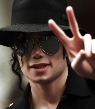 Michael Jackson - Obrázkek zdarma pro 768x1280