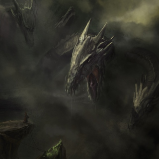 Monster Hydra - Obrázkek zdarma pro iPad 3