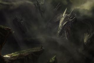 Monster Hydra - Obrázkek zdarma pro Nokia XL