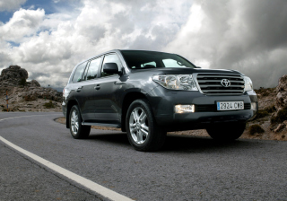 Land Cruiser 200 Series Picture for Android, iPhone and iPad