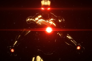 Free Marvel Iron Man Picture for Android, iPhone and iPad