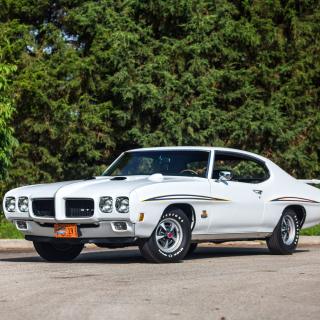 1970 Pontiac GTO - Obrázkek zdarma pro 320x320