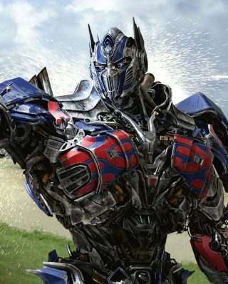 Optimus Prime - Obrázkek zdarma pro Nokia Asha 303