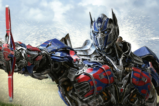 Optimus Prime Background for Android, iPhone and iPad