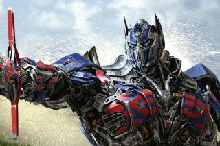 Optimus Prime - Obrázkek zdarma pro Nokia XL