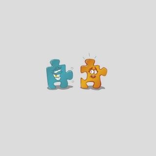 Puzzle Pieces - Obrázkek zdarma pro 2048x2048