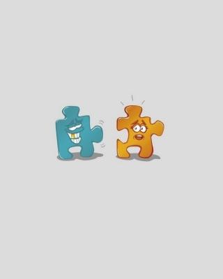 Puzzle Pieces - Obrázkek zdarma pro Nokia X2-02