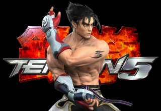 Tekken 5 - Obrázkek zdarma pro 640x480